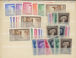 1936   3x Séries 282-287 Et 288-293  **  C Yv. 195,-euros - Neufs