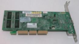 Carte Graphique AGP - Nvidia P73 64Mo - BD NV17 64MB W/TV - Non Testée - Altri