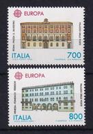 ITALIA REPUBBLICA 1990 EUROPA SASSONE S.461  MNH PERFETTI - 1981-90:  Nuovi