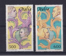 ITALIA REPUBBLICA 1985 EUROPA SASSONE S.423  MNH PERFETTI - 1981-90:  Nuovi