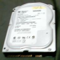 Western Digital - Disque Dur IDE Western Digital WD400 (40Gb) - Non Testé - Altri