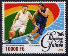Guinée 2016 - Basket Ball - Pallacanestro