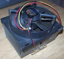 Radiateur (avec Ventilateur) - Arctic Cooling Socket A - Non Testé - Altri