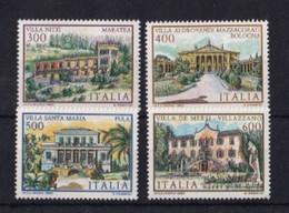 ITALIA REPUBBLICA 1985 VILLE SASSONE S.424  MNH PERFETTI - 1981-90:  Nuovi