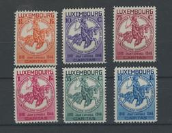 1934 **    Série 252-257  **  C Yv. 175,-euros - Neufs