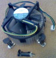 Radiateur (avec Ventilateur) - Intel - DTC-AAR01 - Socket 775 DEFECTUEUX - Altri