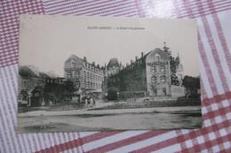 D 22 - Saint Brieuc - L'hôtel D'angleterre - Saint-Brieuc