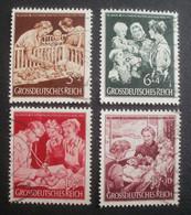Deutsches Reich: 869-872 Gestempelt - Used Stamps