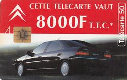 FRANCE - Citroen Xantia, Chip SO3, 12/94, Used - Automobili