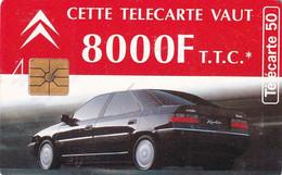 FRANCE - Citroen Xantia, Chip GEM1A, 12/94, Used - Automobili