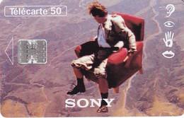 FRANCE - Sony, 05/96, Used - Pubblicitari