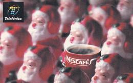 BRAZIL(Telefonica) - Christmas 1998, Telefonica Promotion Prepaid Card, Exp.date 15/02/99, Mint - Natale