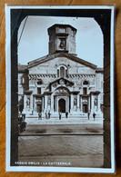 REGGIO EMILIA - MUSEO - LA CATTEDRALE -  A MILITARE A RIVA DI TRENTO - 31/1/31 - CPF6 - Reggio Emilia