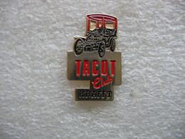 Pin's Du Tacot Club De La Commune De KRAFFT En Alsace (Dépt 67) - Non Classificati