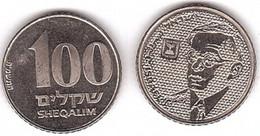 Israel - 100 Sheqalim 1985 UNC Comm. Lemberg-Zp - Israel