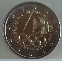 Portugal 2021 Tokyo 2020 Olympic Games Coin 2 Euro (P-33) - Portugal