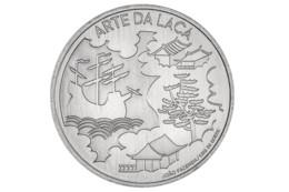 Portugal  5euo  - A  Arte  Da Laca (Portugal E Japão) - 2021 - Portugal