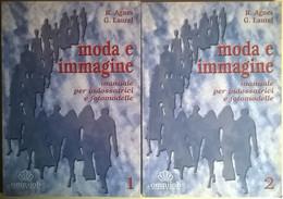 Moda E Immagini Manuale Per Indossatrici E Fotomodelle - 2 Vol. - Omnijob - L - Gialli, Polizieschi E Thriller