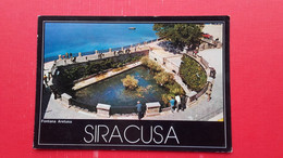 Siracusa.Fontana Aretusa - Siracusa