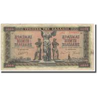 Billet, Grèce, 5000 Drachmai, 1942, 1942-06-20, KM:119a, TTB - Grecia