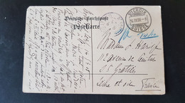 Etablissement Hydrotherapique Carspach - Razor - Rasierklingen St Croix 1908 - Zonder Classificatie
