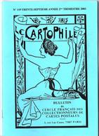 LE CARTOPHILE N° 119 - 2002 - Bücher & Kataloge