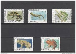España Nº 2272 Al 2276 - 1971-80 Nuovi