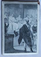 Petite Plaque émaillée Représentant Une Scène Romaine - Autres