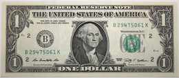 USA - 1 Dollar - 2009 - PICK 530B - NEUF - Federal Reserve Notes (1928-...)