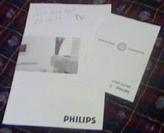 Notices Techniques TV - Philips 15 TP 6807 - Televisione