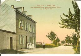 "CP De ARLON "" Café Turc "" Couleurs     RARE - Aarlen"