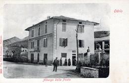 ODOLO-Brescia-Albergo Della POSTA-Manovre Alpine-Vg Il 23-8-1906-Originale Al100%- - Brescia