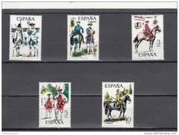 España Nº 2236 Al 2240 - 1971-80 Nuovi