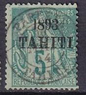 TAHITI - 5 C. De 1893 Oblitéré FAUX - Used Stamps