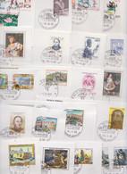 ITALIA ITALIE POSTE ITALIANE Lot De 255 Enveloppes Cartes Premier Jour FDC First Day Of Issue Primo Giorno Di Emissione - F.D.C.