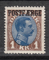 DANEMARK 152  * MH – POSTFAERGE Overprint - King Christiaan X (1921-30). - Ungebraucht