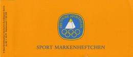 Germany Berlin Booklet From Deutsche Sporthilfe 1985 Basketball MNH/** (DD32-30) - Pallacanestro