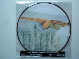 Mylene Farmer Album Double 33Tours Vinyles Picture Disc Bleu Noir - Non Classificati