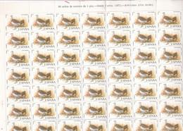 España Nº 2036 Al 2040 En Pliegos De 80 Series - 1971-80 Nuovi