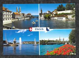 Zürich - Multivues - ZH Zurich