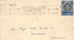 Barclays Nairobi 1938 Coffee > Nürnberg - Kenya, Uganda & Tanganyika
