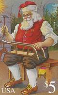 USPS 1995, Santa & Merry Christmas, Mint - Other