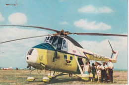 AVIATION(RUSSIE) HELICOPTERE - Helicópteros