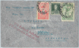 77095 - ARGENTINA - POSTAL HISTORY -  COVER To GERMANY - ZEPPELIN Flight  1932 - Covers & Documents