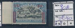 BELGIAN CONGO 1921 ISSUE COB 90A MNH SANS CHARNIERE6 - 1894-1923 Mols: Ungebraucht