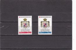 Orden De Malta Nº 213 Al 214 - Sovrano Militare Ordine Di Malta