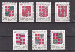 Orden De Malta Nº 205 Al 211 - Sovrano Militare Ordine Di Malta