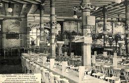 035 515 - CPA - Belgique - Oostende - Ostende - La Terrasse - Intérieur Du Grand Café - Oostende