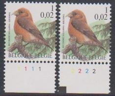 2918 - P8a - XX  Pl 1 - 2 - 1991-2000