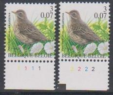 2920 - P8a - XX  Pl 1 - 2 - 1991-2000